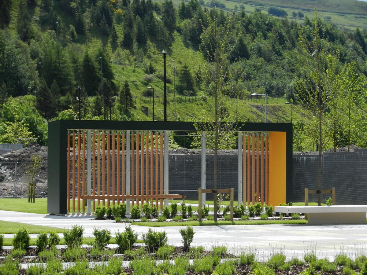 Plaza Blaenau-Gwent